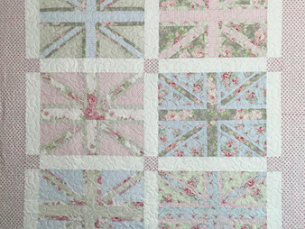 Karen Natale Baby Brit by Busy Bee Quilt