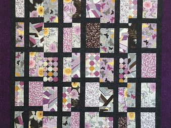Cindy Lovelace T Intersection Quilt