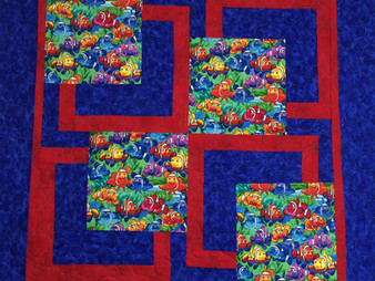 Beth Robertson Nemo and Friends Quilt