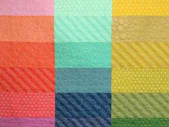 Katie Martinez Rainbow Quilt