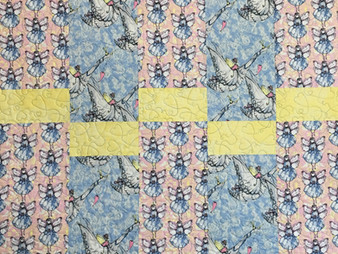 Nancy Nesbaum Little Angels Quilt