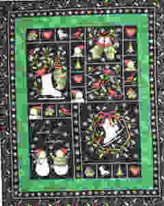 Leslie Christmas Quilt