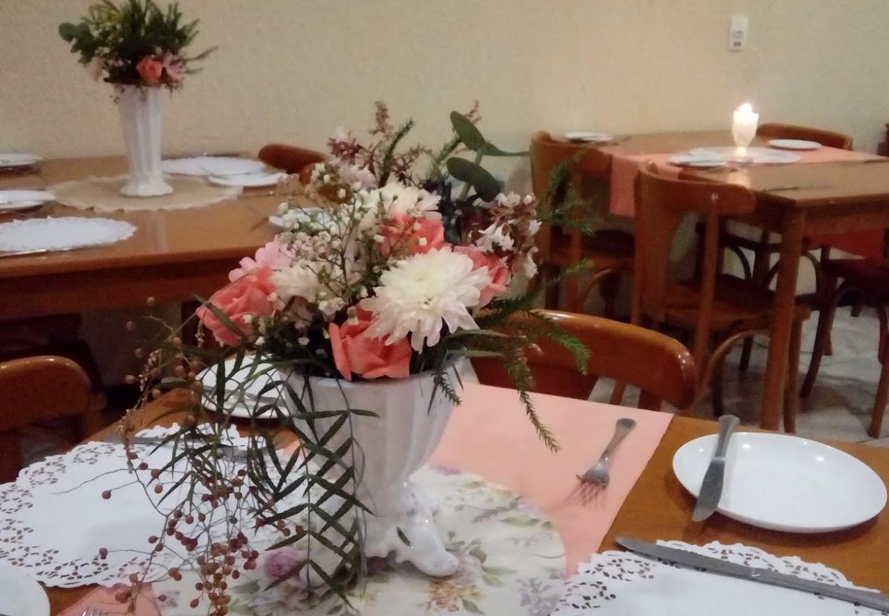 Arranjo de mesa