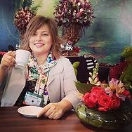 Decoradora, paisagista e artista floral