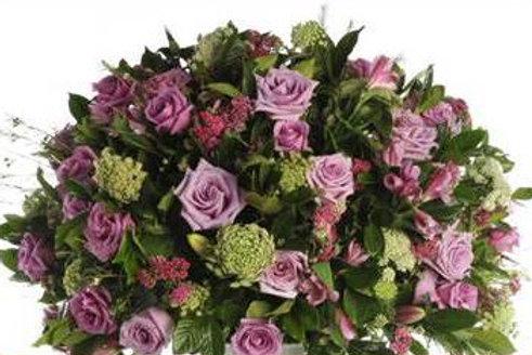 Mix de flores em vaso simples - MOD.046