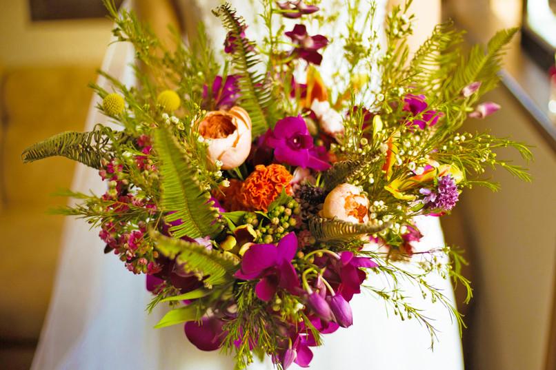 Bouquet Personalizado - Noiva Carol