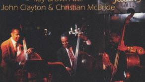 Super Bass Ray Brown,John Clayton,Christian McBride