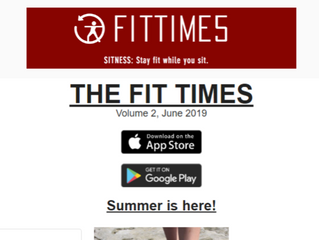 """Have you subscribed to """"The Fit Times"""" Newsletter?"""