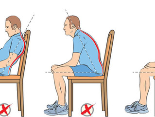 Are you sitting correctly!?