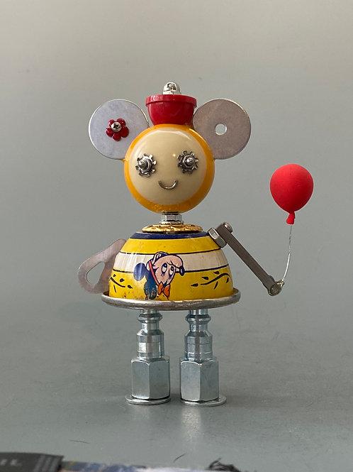 Mouseketeer Girl Bot