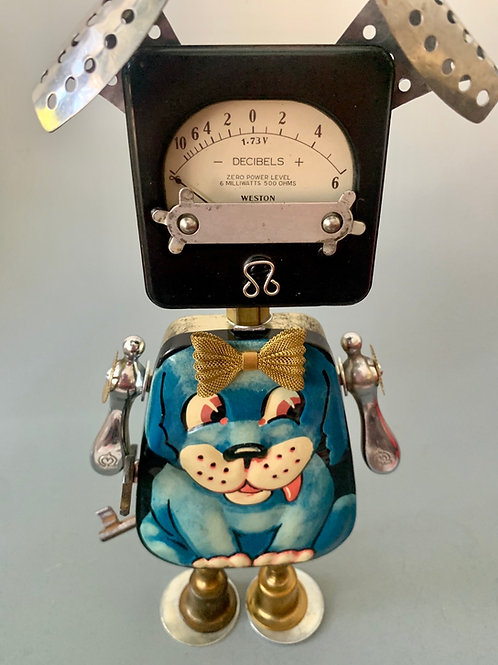 Blue Hound Bot