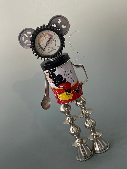 Mickey Gauge Bot