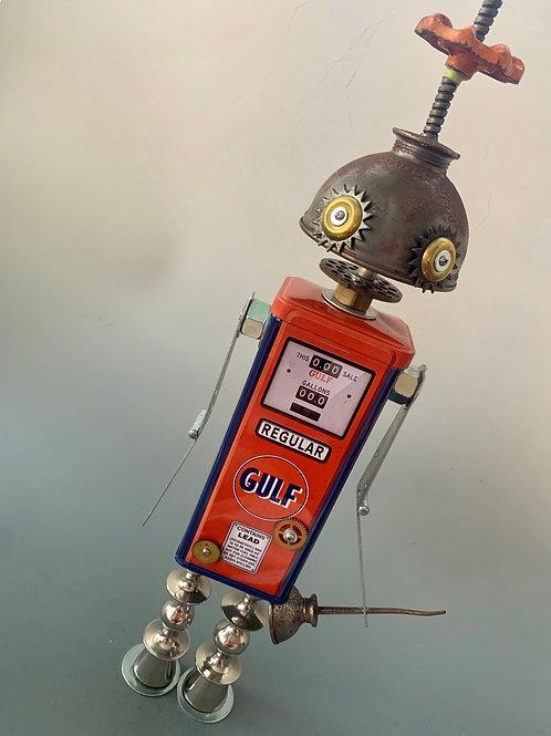 Oil Man Bot