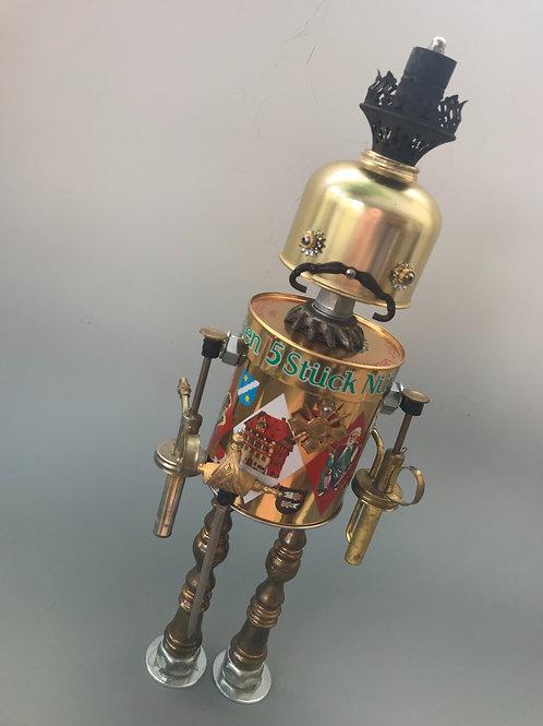 King Luebruken Bot