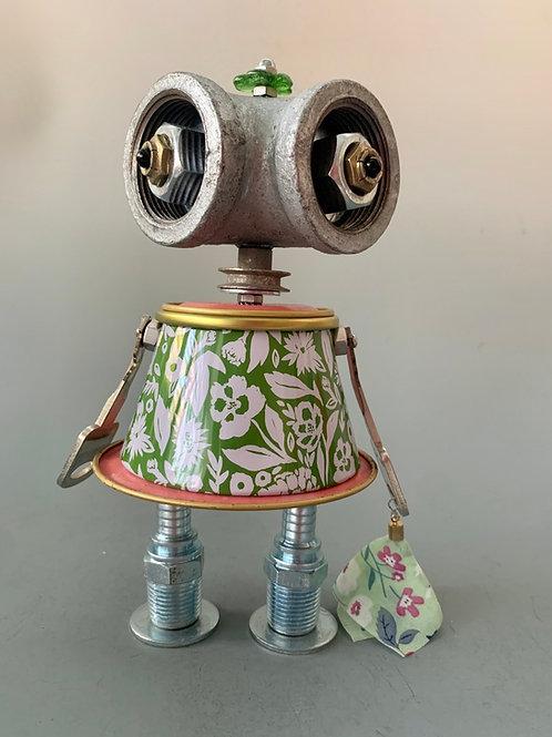 Pink Froggy Bot