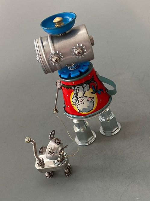 Cat Walker (film) Bot