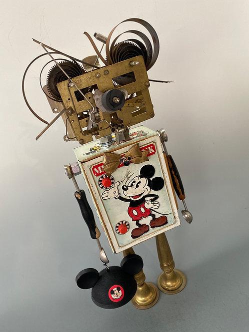 Mickey Tick Tock Bot