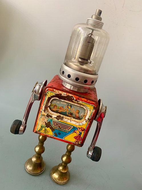 TV Tube Man Bot
