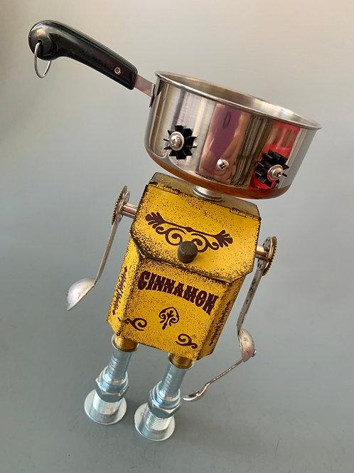 Simmer Cinnamon Bot