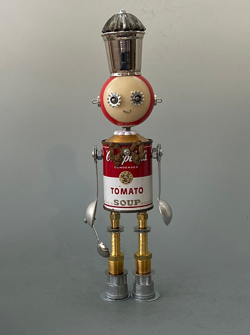 Chef Campbell Bot