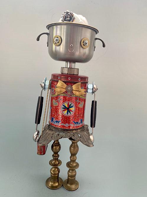 Amish Girl Bot