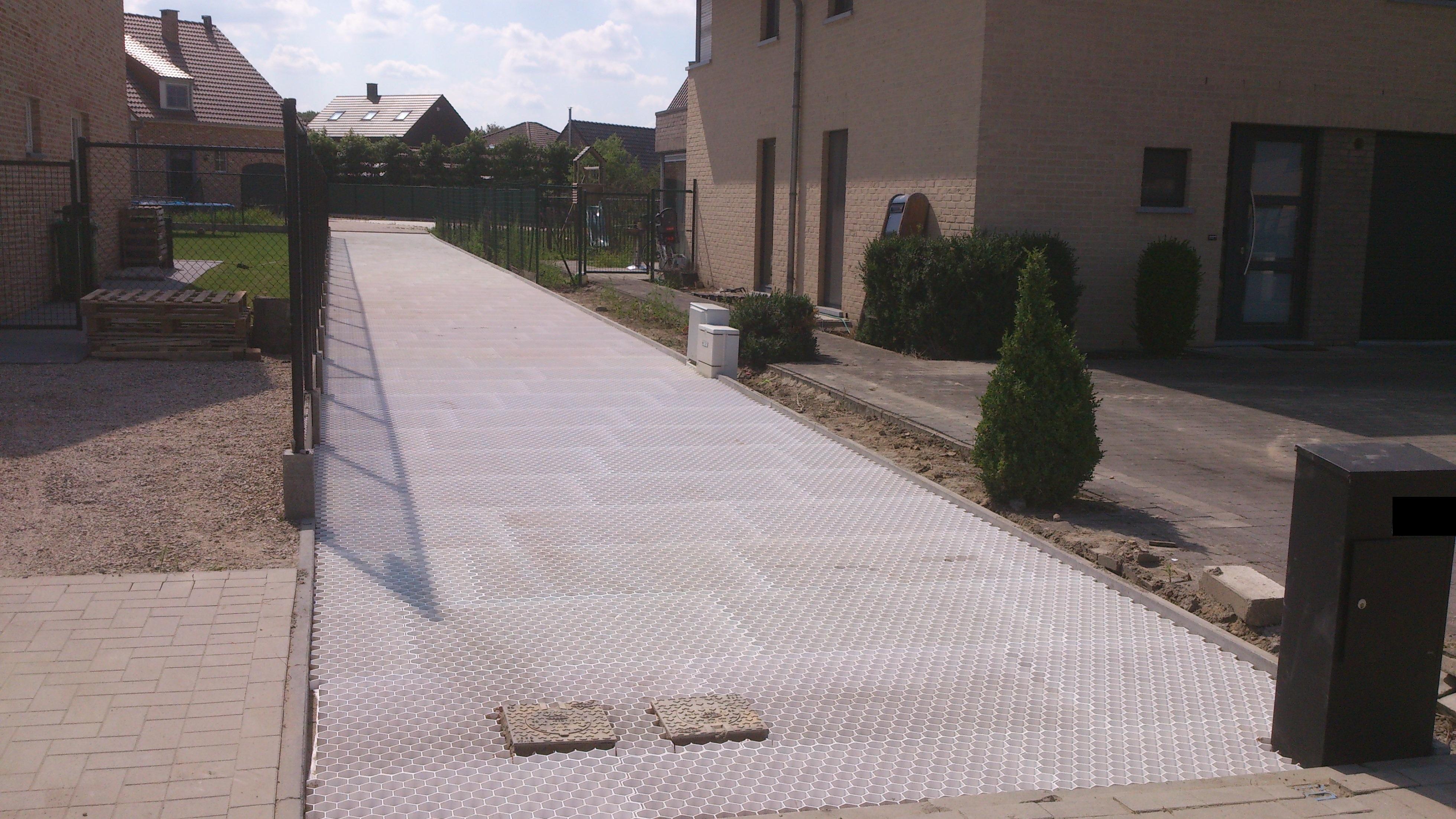 Stabilisatie matten