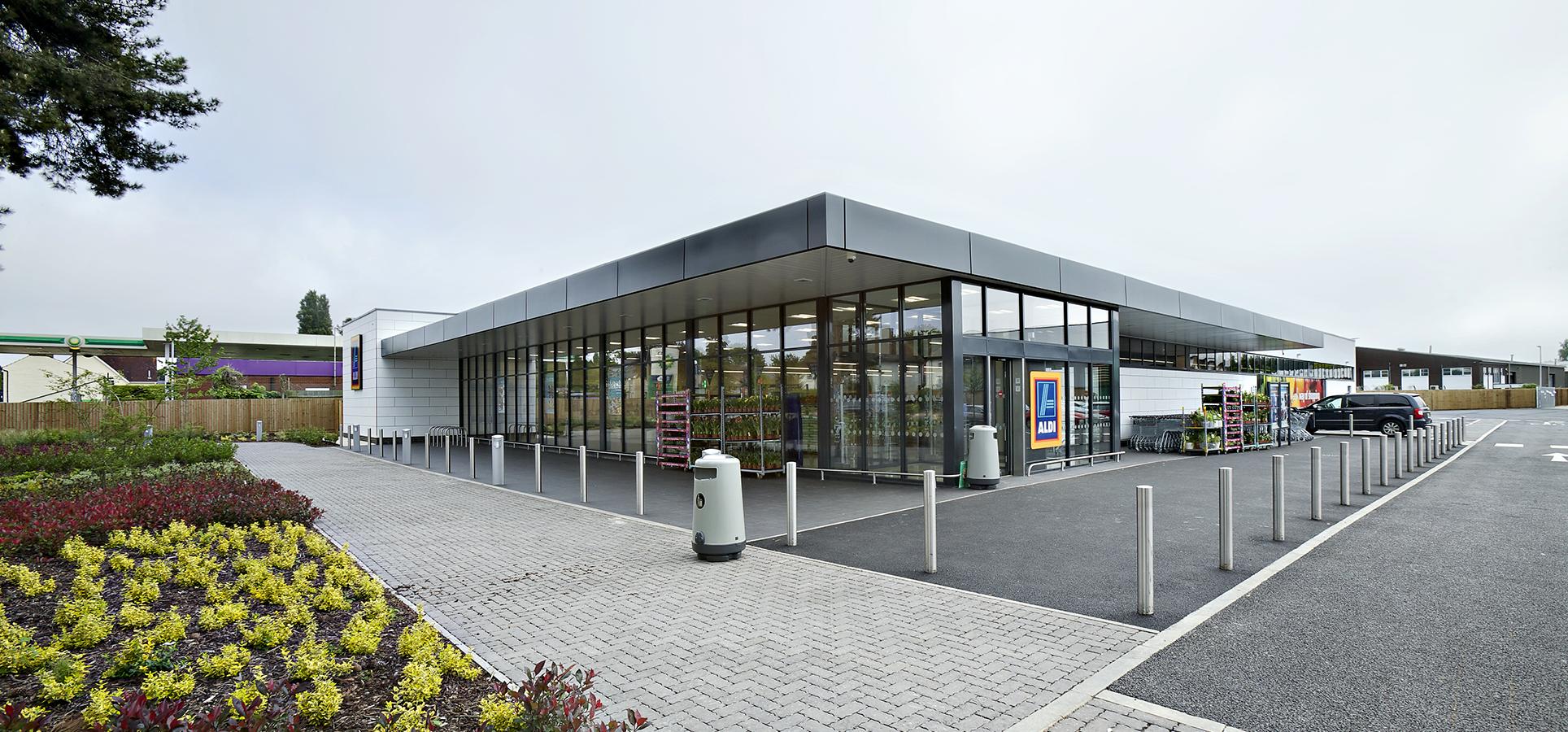 Eaton Socon Retail Park