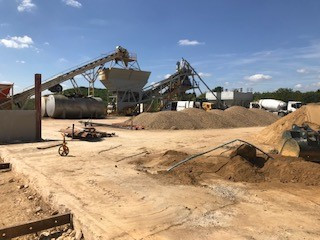 New Concrete Batching Plant Kettering