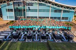 Mercedes F1 - Brixworth