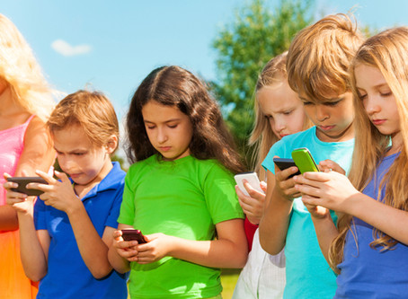 Are We As Parents Taking Our Kids Digital Health As Serious?