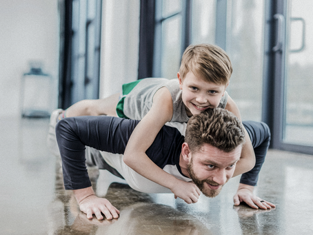 Genius to offer 2 days a week of free fitness for your kids!