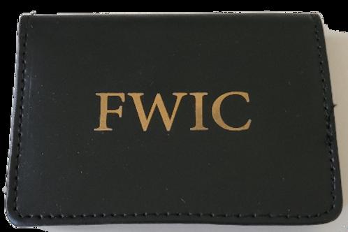 FWIC Card Holder