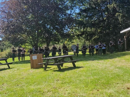 Internationally Renowned Paris Port Dover Pipe Band Concert Sold Out