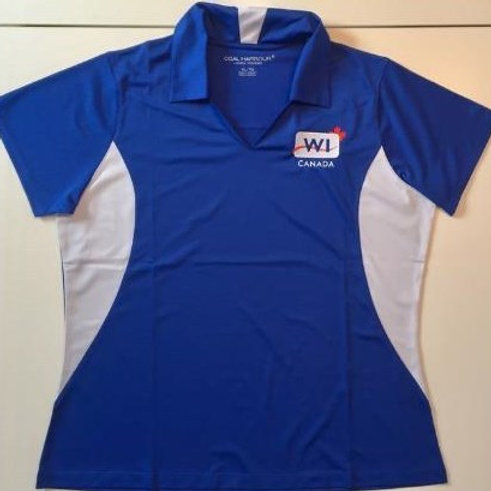 WI Canada Polo Shirt