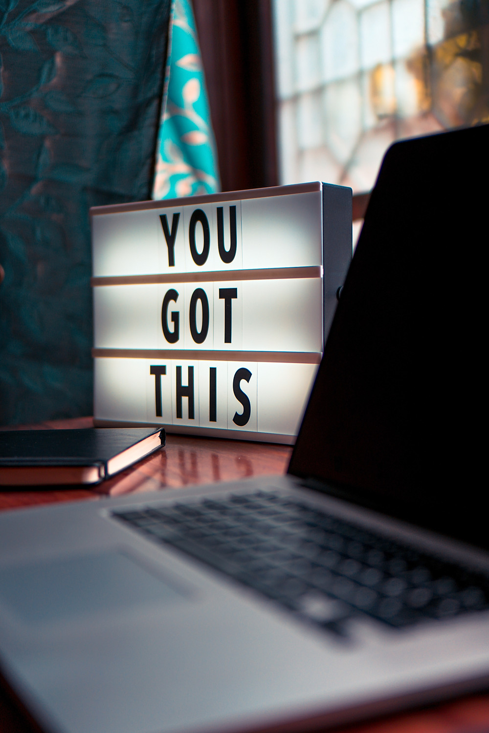 You Got This | Learn to Blog | Photo by Prateek Katyal from Pexels