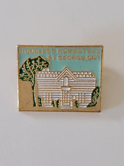 Adelaide Hunter Hoodless Pin