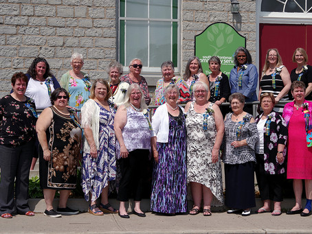 The Sydenham Women's Institute:  Reflections on 100 Years of Service