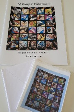 A Story in Patchwork & Note Cards