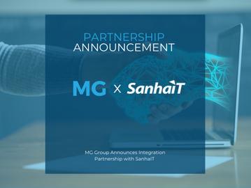MG Group Announces Integration Partnership with  SanhaIT