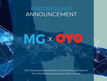 MG First Bedbank to Offer Agents Direct Connectivity to OYO Indonesia
