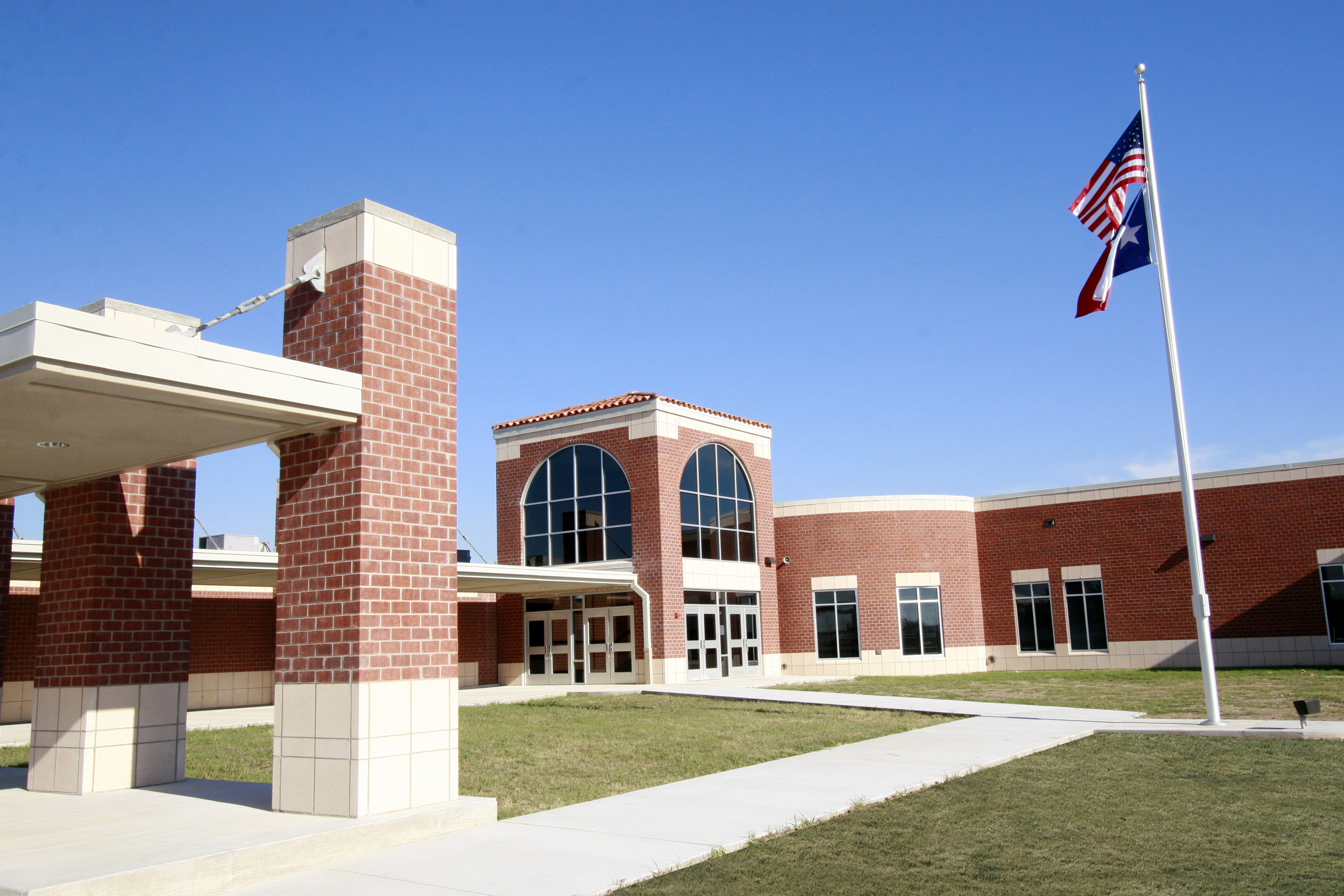 Brownwood Middle New Entry2