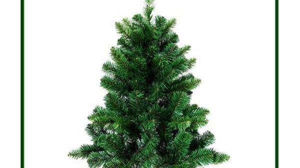 TBL3013 90cm PVC Christmas Tree