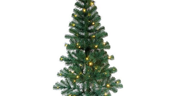 TYP5020-70L Christmas Tree w/Lights