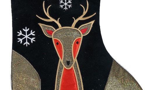 christmas sock-2012