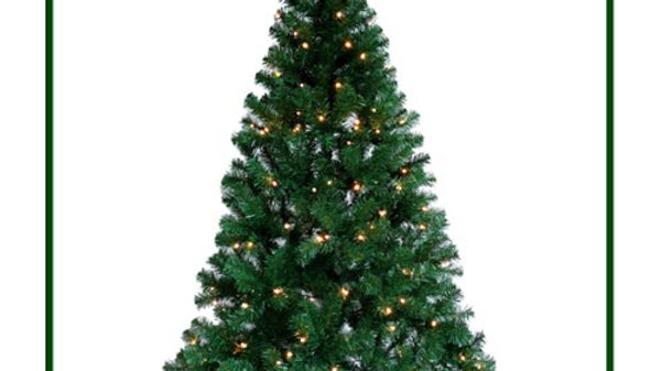 TG6050-180L - Christmas Tree with Led Lights