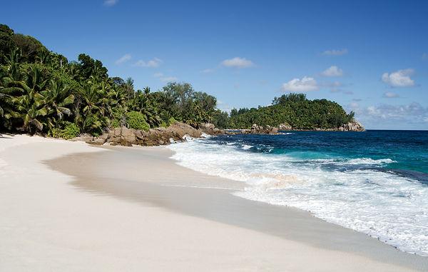 Seychelles Beach Tropical Landscape (1 o