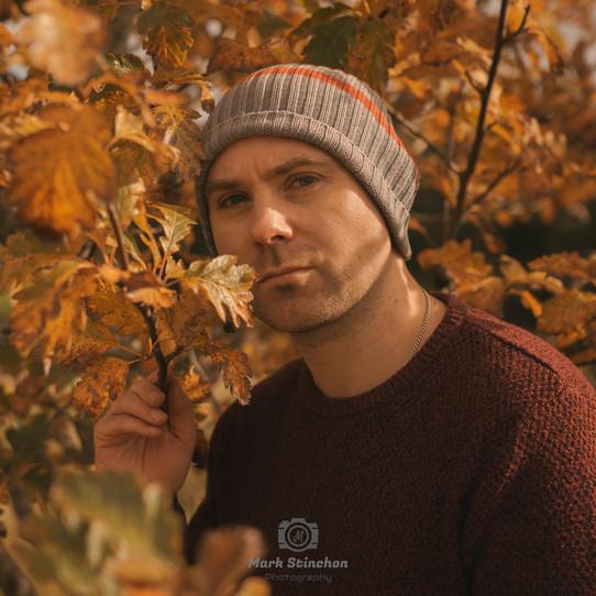 Autumnal Photo-Shoot Portrait Photo