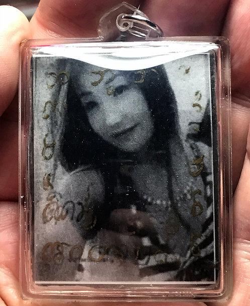 A Lanna Nang Prai Amulet blessed by Kruba Daet LAST ONE