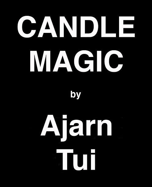 Bespoke Candle Magic by Ajarn Tui