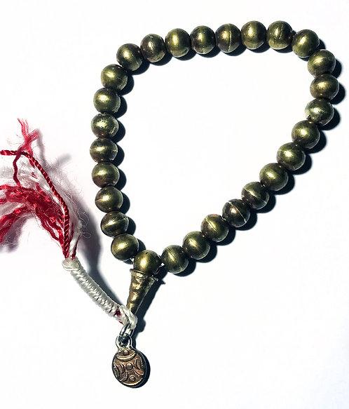 The Angel of Success Mercury Rosary Beads by Phra Ajarn O